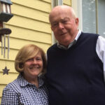 Judy Malone and Jack Neville support Rena Getz for Ward 5 Councilor
